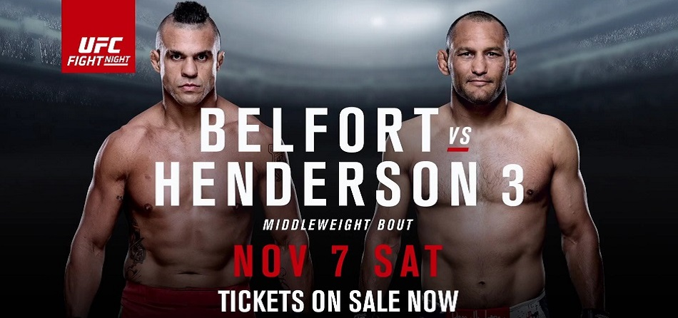 UFC Fight Night 77 Weigh-In Video & Results