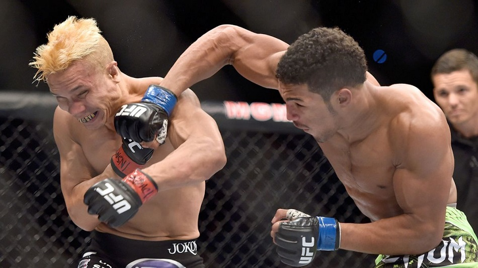 "UFC lightweight Kevin Lee questions the ""It"" Factor, ""Would Beat Up Sage Northcutt"""