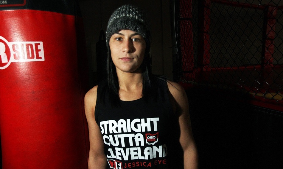 """Jessica Eye bringing a little """"Evil"""" to the northeast"""