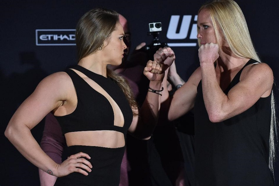 Forbes:  UFC Going All In On Its Female Roster