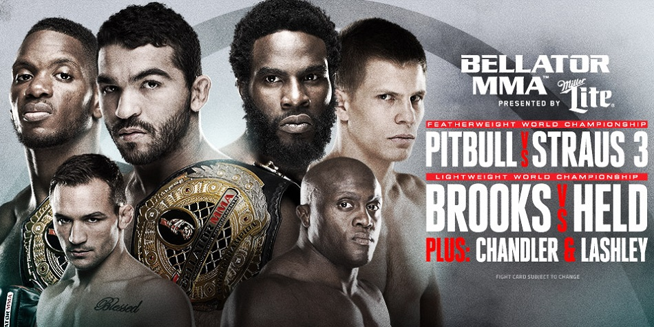 Bellator 145: With a Vengeance results