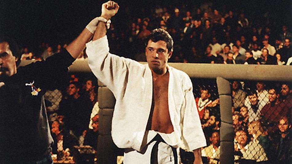 UFC 1 - Royce Gracie