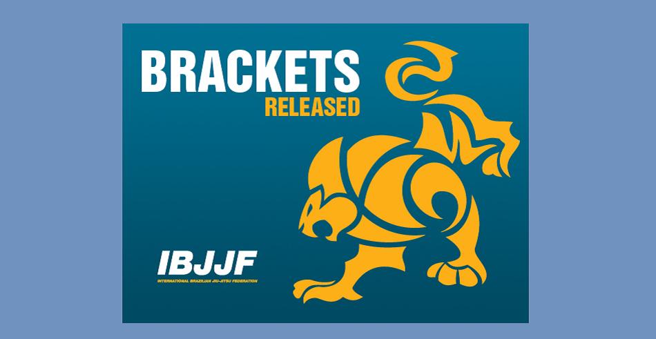 IBJJF 2015 World No Gi Brackets Released