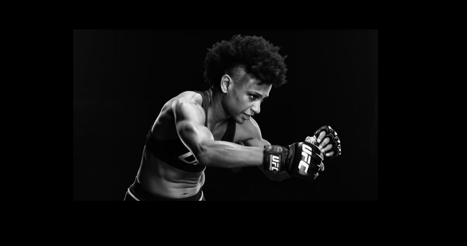 Angela Hill released from UFC, remains positive