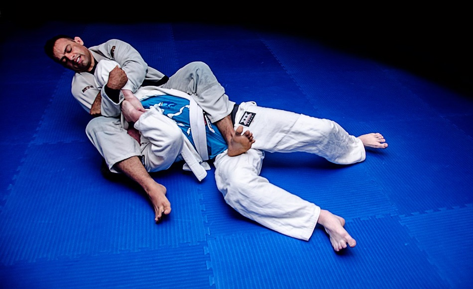"What does ""OSS"" mean in regards to BJJ?"