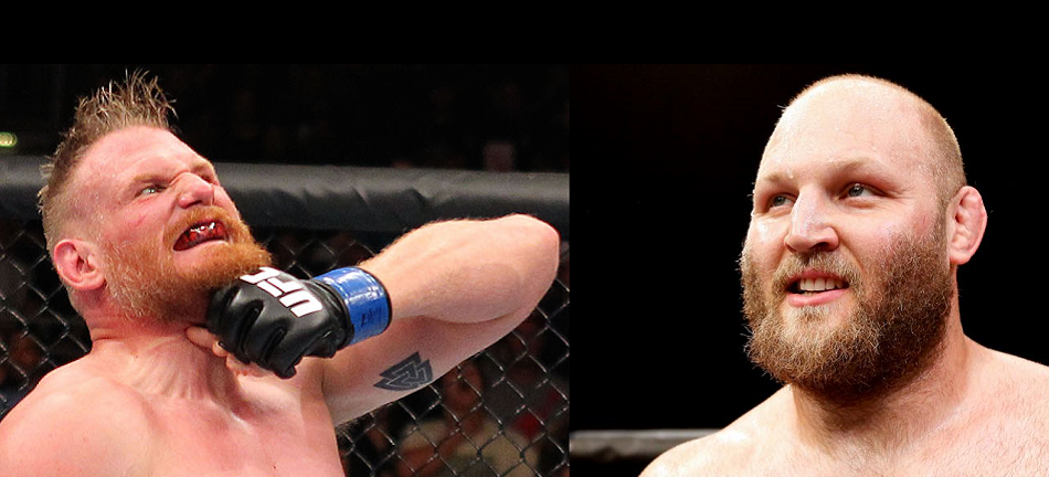 With 85 fights between them, why is Josh Barnett vs Ben Rothwell flying under the radar?