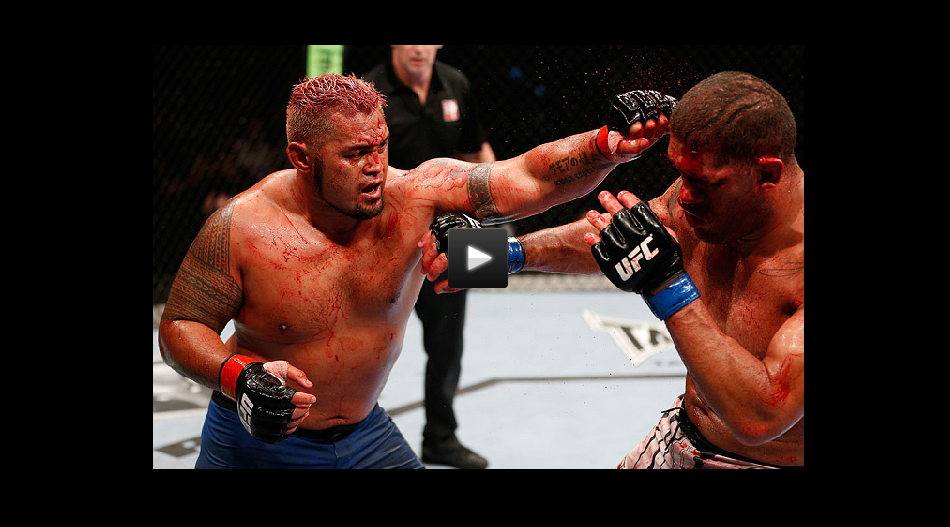 Hunt-Silva rematch at UFC 193 is big – WATCH
