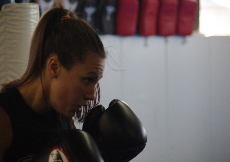 """Don't sleep on me,"" : Paige DiBartolo Places NY Female Division on Notice"