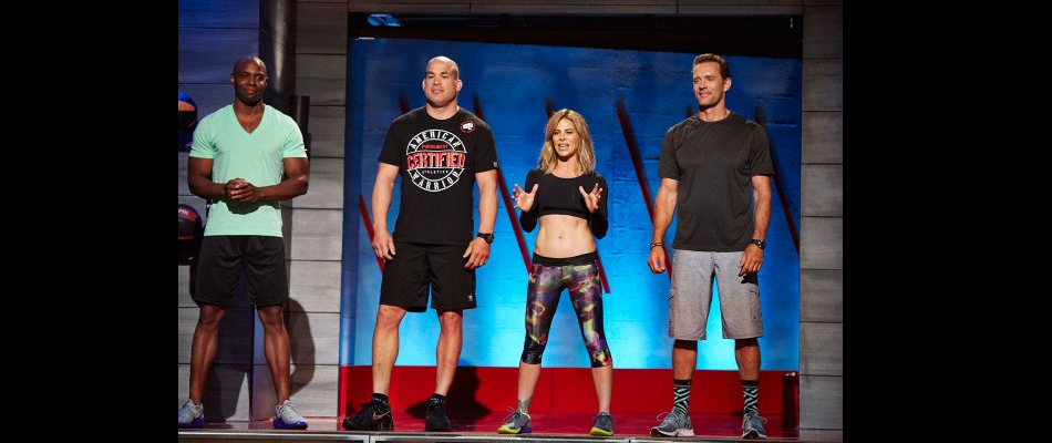 Tito Ortiz Tries Out 'Fitness MMA' with Jillian Michaels
