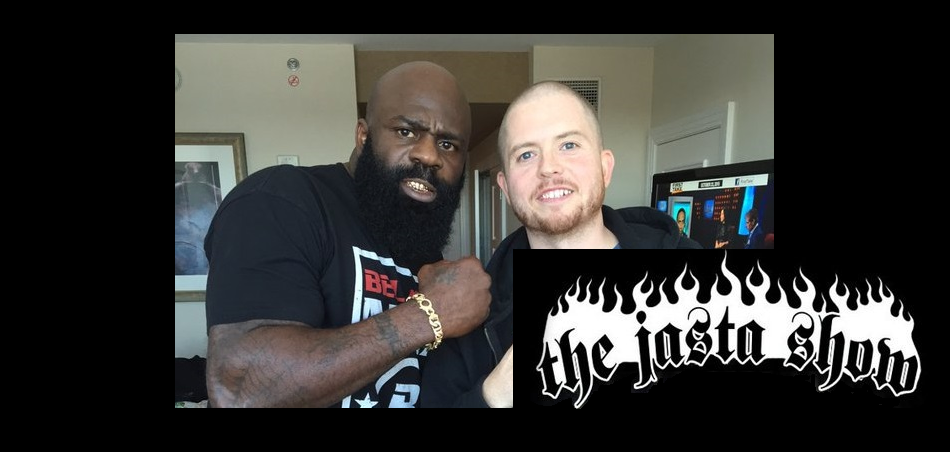 The Jasta Show – Kimbo Slice talks porn, rap, heavy metal