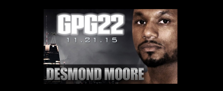 "Undefeated Star, Desmond ""M80"" Moore Returns Home For A Belt"