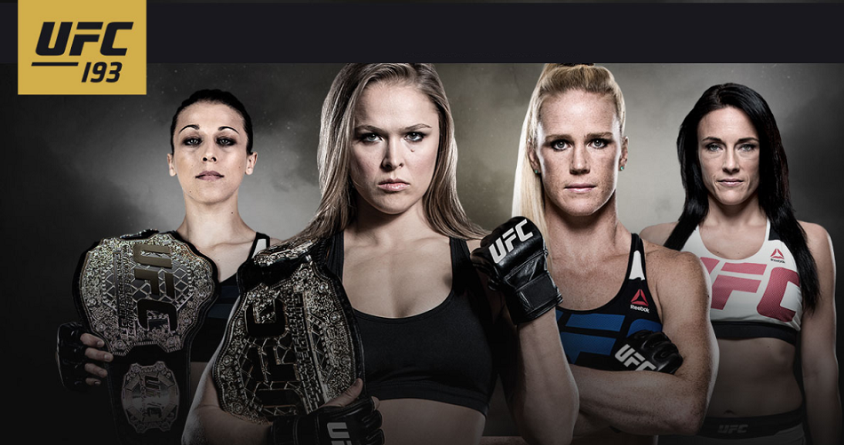 How to Watch UFC 193