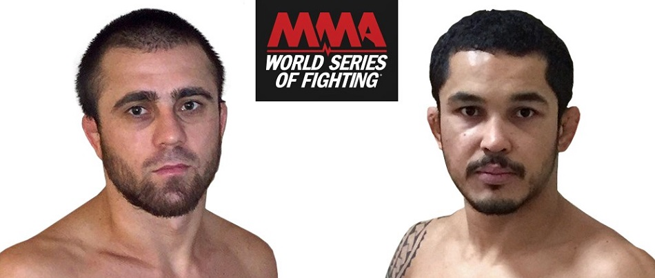 World Series of Fighting Signs Two Featherweight Sensations