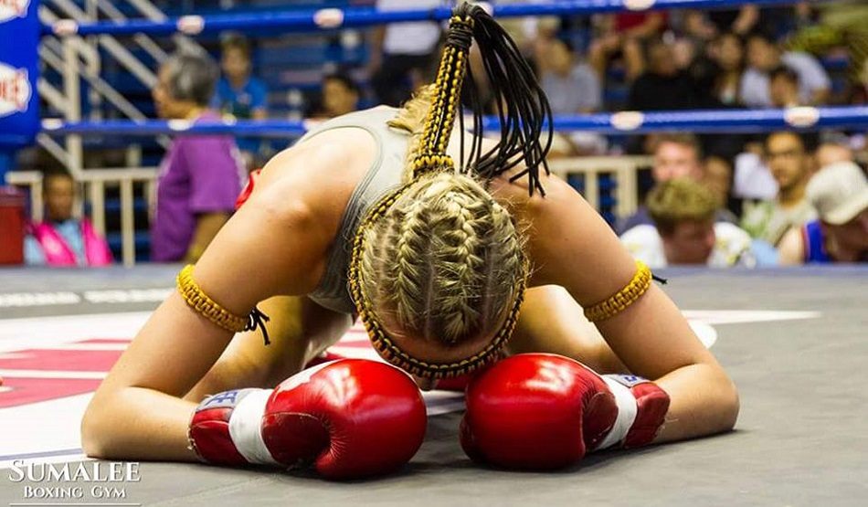British Teenager Unbeaten in Muay Thai Getting into MMA