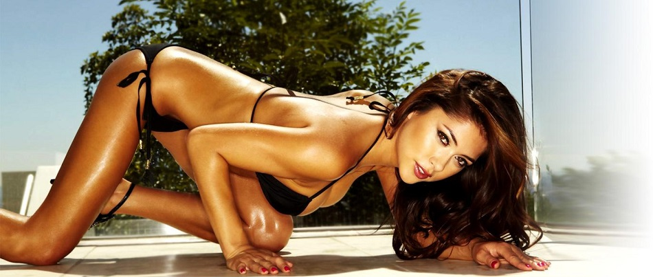 arianny celeste workout