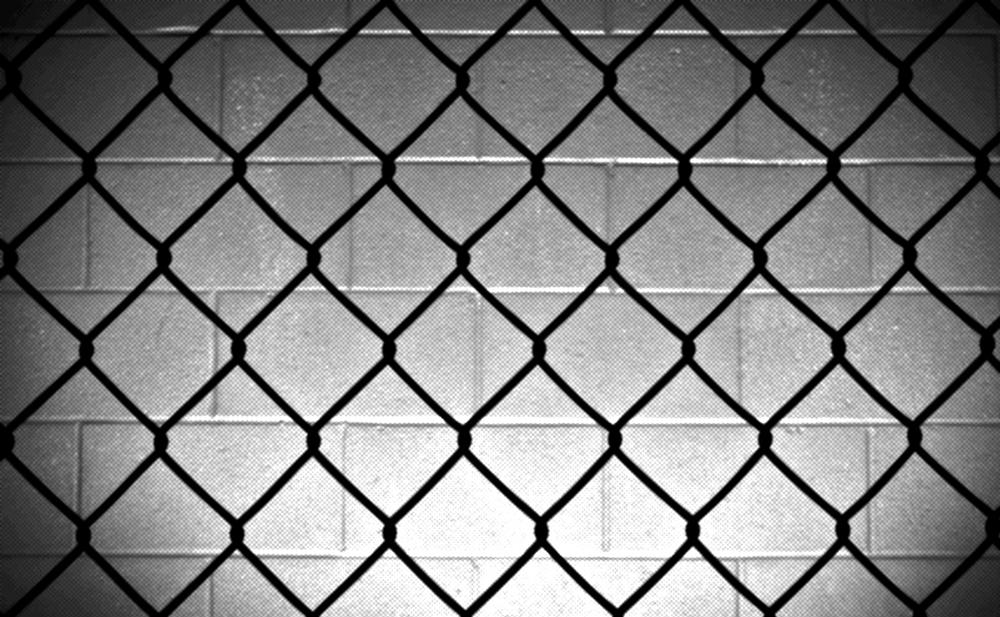 Cage-Background-BW - My MMA News.com