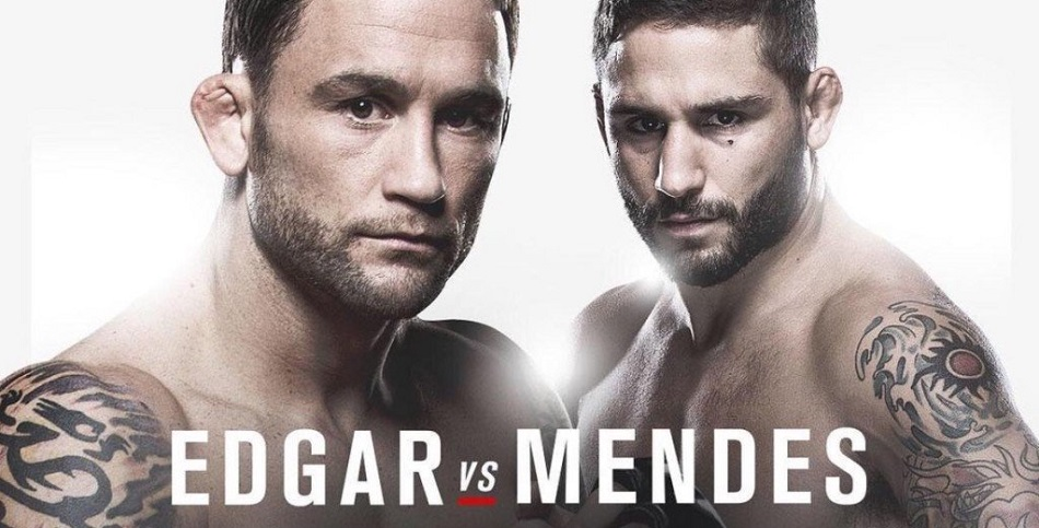 The Ultimate Fighter Season 22 Finale Results: Edgar KO's Mendes