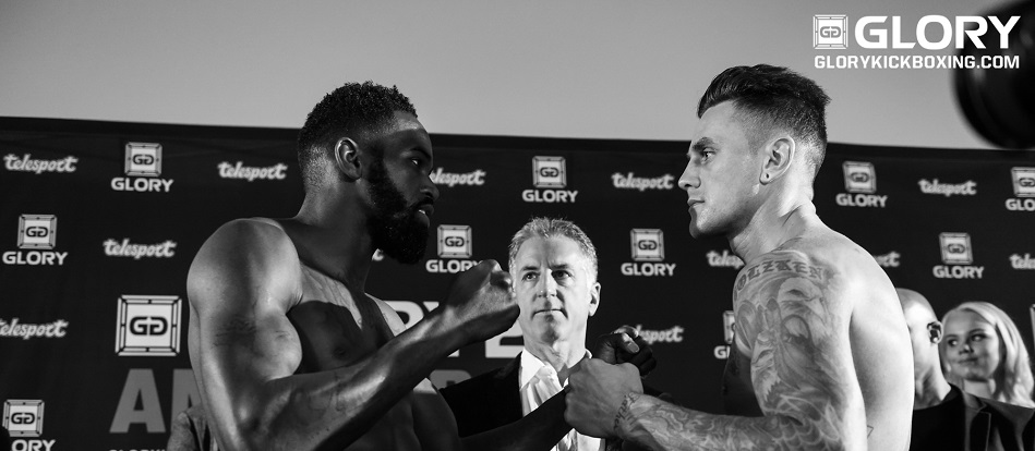 GLORY 26 & GLORY Supefight Series Amsterdam Weigh-in Results