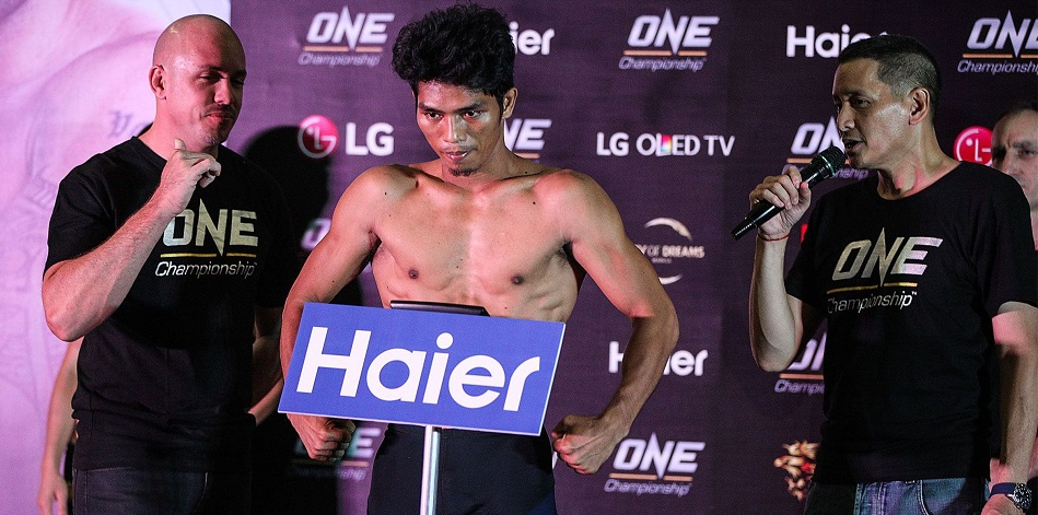 ONE Championship bans weight cutting by dehydration; introduces new weigh-in program