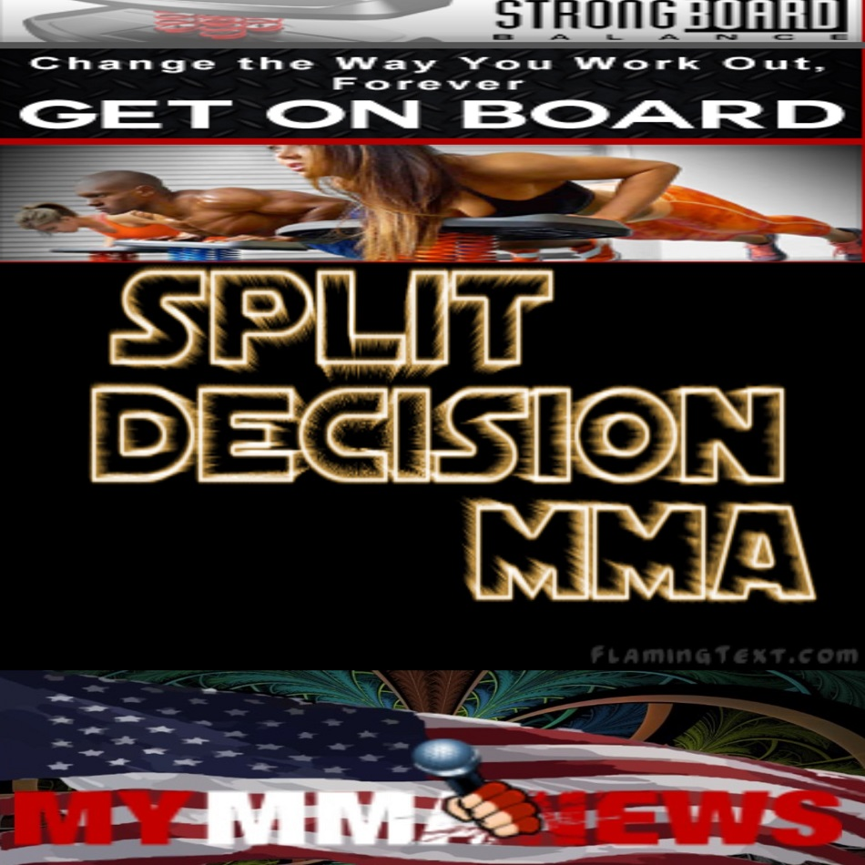 Split Decision MMA Podcast – UFC Orlando, Super Fight Week Review