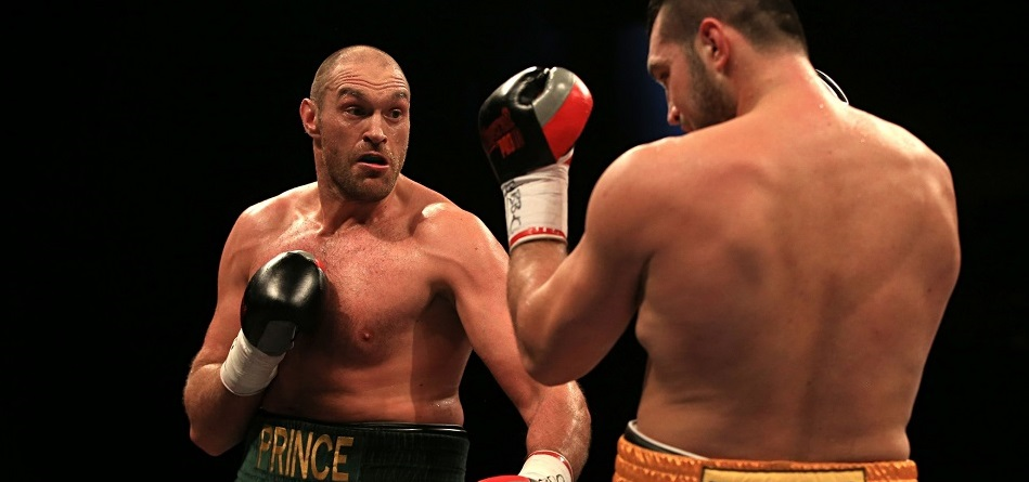 Heavyweight boxing champ Tyson Fury tests positive for cocaine