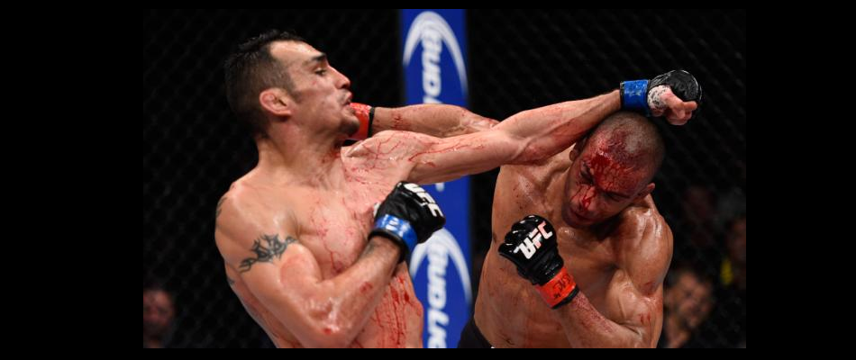 Tony Ferguson vs Edson Barboza