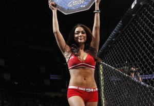 Arianny Celeste UFC 166