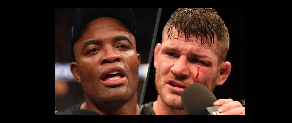 Anderson Silva makes return in London – Fights Michael Bisping