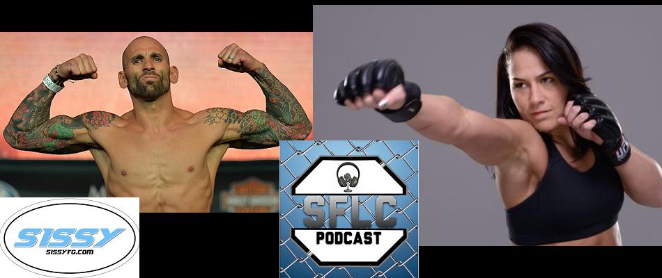 SFLC Episode 82: Jessica Eye & George Sullivan
