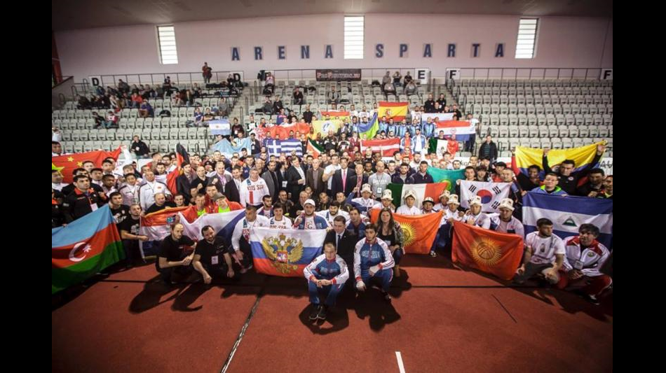 Record participation numbers in 2015 World MMA Championship
