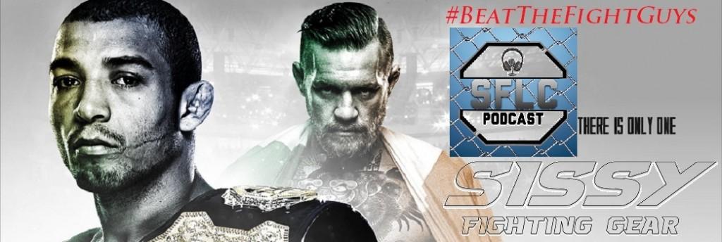 SFLC Podcast Episode 76: #BeatTheFightGuys – UFC 194 Edition