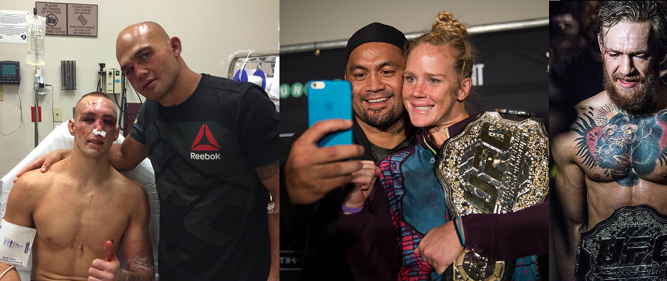 Best UFC images of 2015