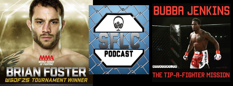 SFLC Podcast – Episode 75: Brian Foster & Bubba Jenkins