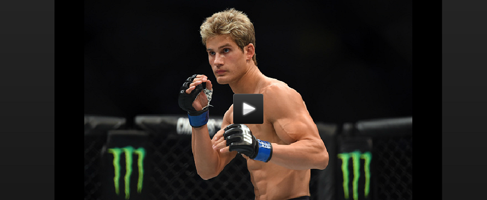 Sage Northcutt talks training with GSP, and Haters