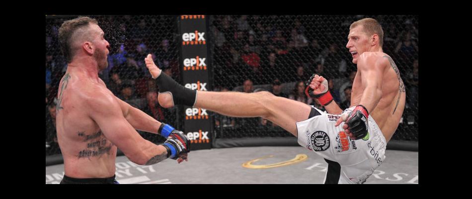 M-1 Global signs Heavyweight Alexander Volkov