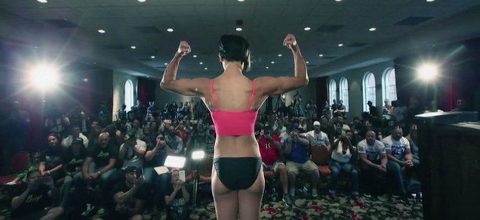 "Fight Mom:  Documentary of Michelle ""The Karate Hottie"" Waterson"