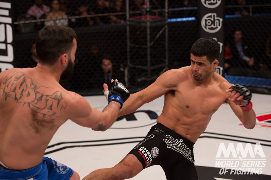 WSOF 26: Nunez vs. Jordan Added To Prelims, Spang Out with Pneumonia