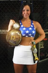 Chelsea Brooks, American Top Team