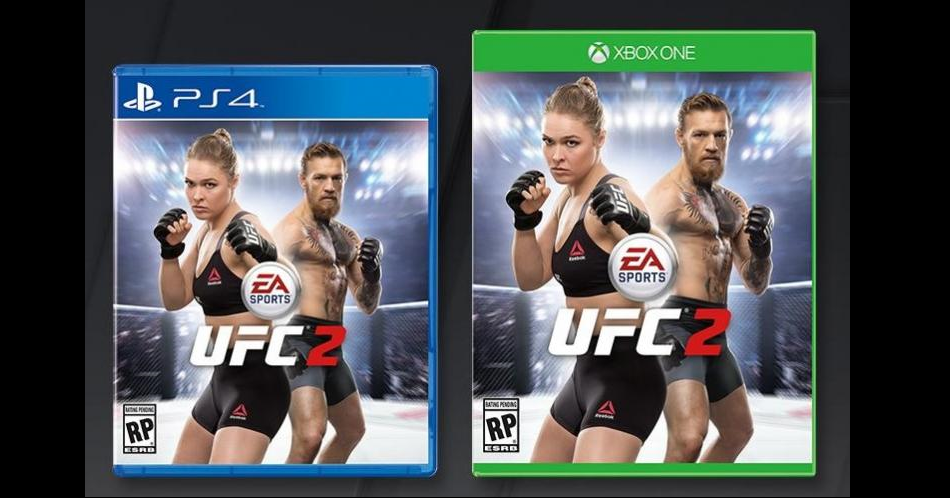 EA Sports UFC 2 to be released March 15
