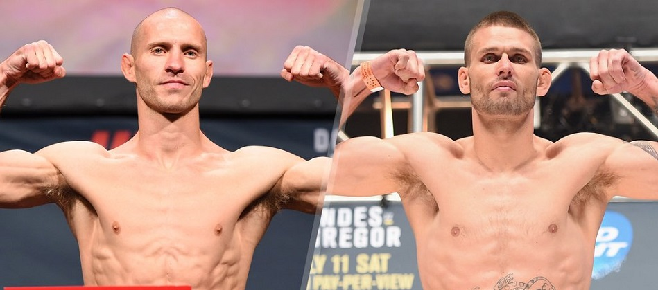 """Cowboy"" Donald Cerrone moves up in weight, headlines UFC Pittsburgh"