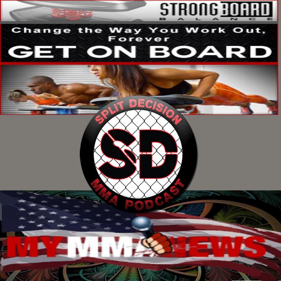 Split Decision MMA Podcast – UFC Boston, BJ vs Lentz, CroCop not dirty