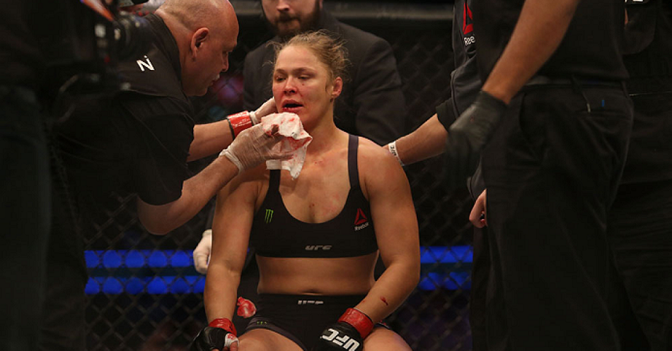 Ronda Rousey feeling neglected?