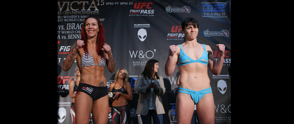 Invicta FC 15 weigh-in results & photos