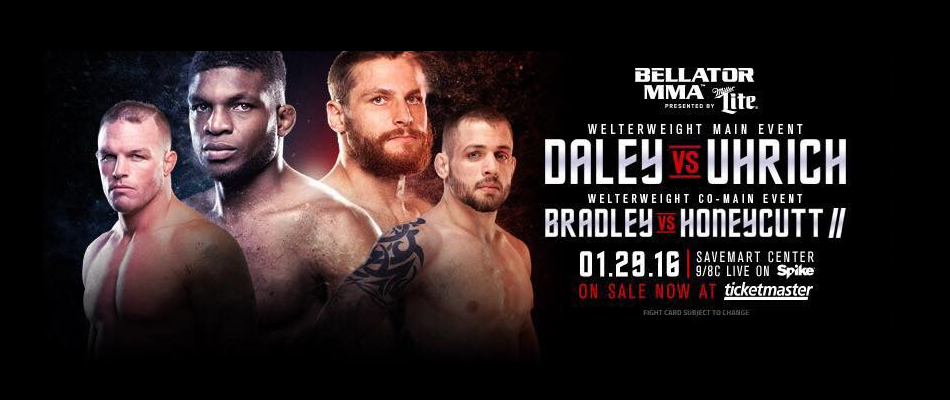 Watch Bellator 148 preliminary bouts – 7:40 pm EST/ 4:40 pm PST