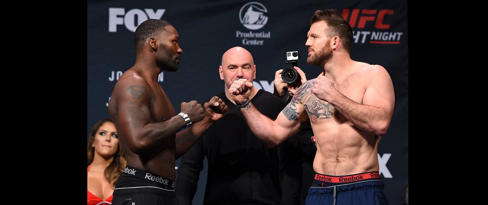 How to Watch UFC on FOX: Johnson vs. Bader