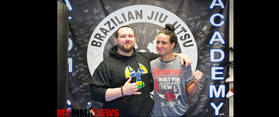 Photo Gallery – Atomic BJJ seminar with Ashlee Evans-Smith