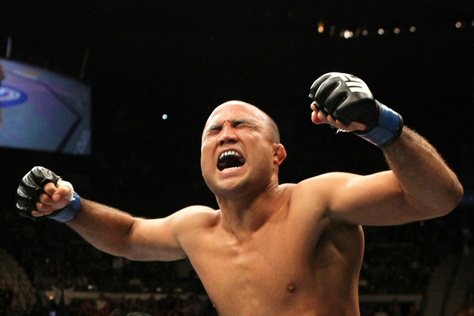B.J. Penn injured; comeback delayed once again