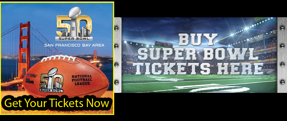 Purchase Super Bowl 50 tickets