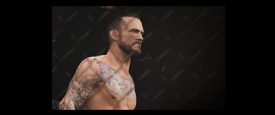 CM Punk Virtually Better Than Most Of UFC Roster