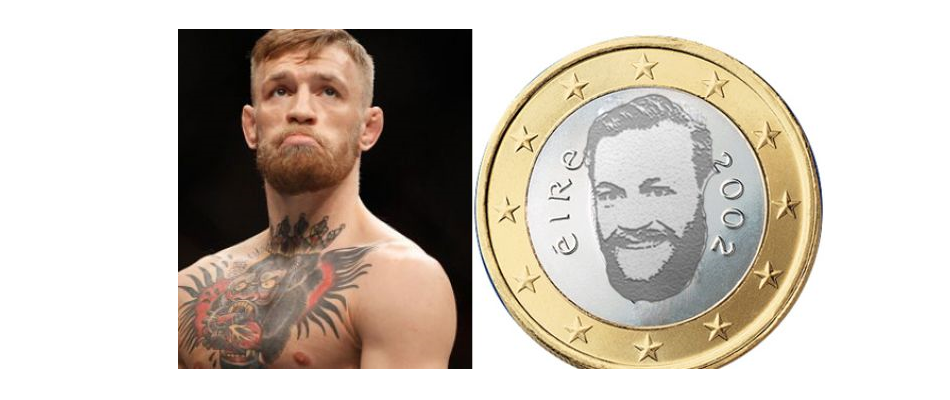 Action Taken on Petition to Have Conor McGregor's Face on Currency